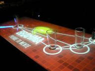 Interactive Bar Top